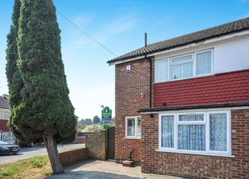 Thumbnail 4 bedroom semi-detached house to rent in Artemis Close, Gravesend