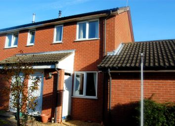Thumbnail 2 bed terraced house for sale in Cloisters, Gnosall, Stafford