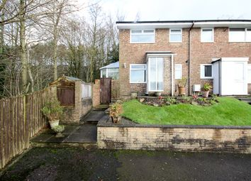Thumbnail 1 bed terraced house to rent in Higher Ridings, Bromley Cross, Bolton, Lancs, .