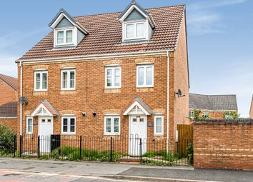 Thumbnail 3 bed semi-detached house for sale in Sannders Crescent, Tipton