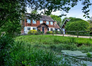Thumbnail 4 bed detached house for sale in Tismans Common, Rudgwick, Horsham, West Sussex