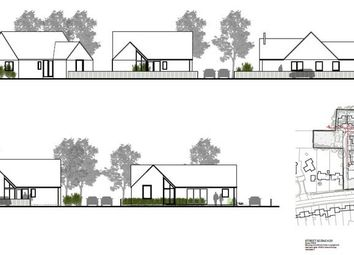 Thumbnail Commercial property for sale in Land To The Rear Of, 93 Silfield Road, Wymondham, Norfolk