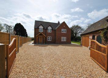 Thumbnail 4 bedroom detached house for sale in Rodington, Shrewsbury, Shropshire