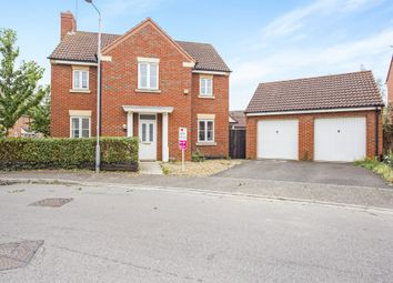 Thumbnail 4 bed detached house for sale in Anthony Nolan Road, King's Lynn