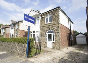 Thumbnail 3 bed detached house for sale in Bradway Grange Road, Bradway, Sheffield