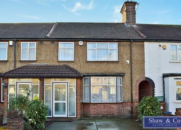Thumbnail 3 bed terraced house for sale in Raleigh Road, Southall, Middlesex