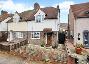 Thumbnail 2 bed semi-detached house for sale in Lannoy Road, London