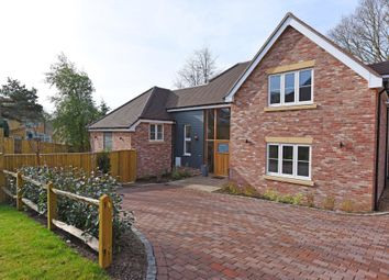 Thumbnail 5 bedroom detached house for sale in Forest Walk, The Glen, Impstone Road, Pamber Heath