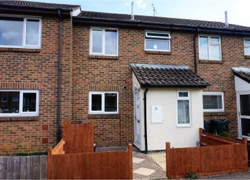 Thumbnail 2 bed terraced house for sale in Beecholme Drive, Ashford