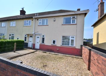 Thumbnail 3 bedroom end terrace house for sale in Hillen Road, South Lynn, Kings Lynn