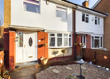 Thumbnail 3 bed end terrace house for sale in Staveley Walk, Ormesby, Middlesbrough