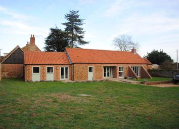 Thumbnail 3 bed bungalow to rent in Beach Road, Snettisham, King's Lynn