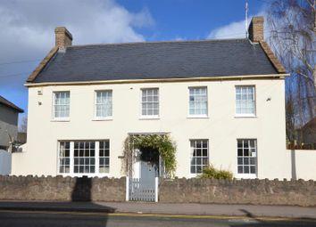 Thumbnail 4 bed detached house for sale in Norton Fitzwarren, Taunton