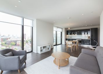 Thumbnail 2 bed flat to rent in The Tower, One The Elephant, Elephant & Castle