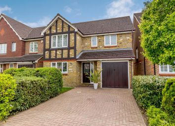 Thumbnail 4 bed detached house for sale in Dukes Avenue, Kingston Upon Thames