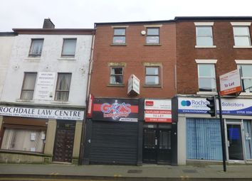 Thumbnail Office to let in First Floor, 17 Drake Street, Rochdale