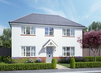 """Thumbnail 3 bed detached house for sale in """"Lime"""" at Rhuddlan Court, Caerphilly"""