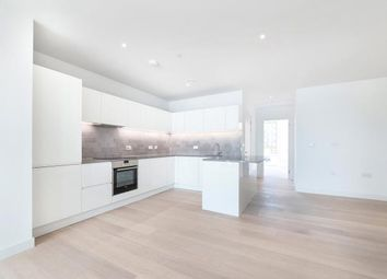 Thumbnail 3 bed flat to rent in Liner House, 3 Royal Wharf Walk