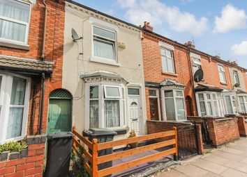 Thumbnail 3 bed terraced house for sale in Danvers Road, Leicester