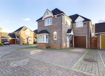 Thumbnail 4 bed detached house for sale in Mallard Way, Aldermaston, Reading, Berkshire
