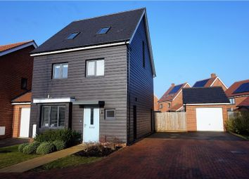 Thumbnail 4 bedroom detached house for sale in Spitfire Road, Cambridge