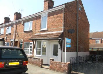 Thumbnail 2 bed end terrace house to rent in Melrose Road, Gainsborough