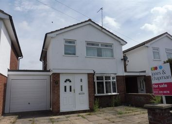 Thumbnail 3 bed link-detached house for sale in Talbot Road, Great Sutton, Ellesmere Port
