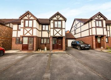 Thumbnail 3 bed semi-detached house for sale in Springburn Close, Worsley, Manchester, Greater Manchester