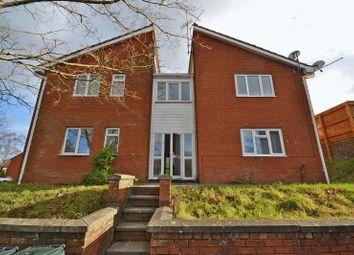 Thumbnail 1 bedroom flat for sale in Studio Apartment, Llwyn Deri Close, Rhiwderin