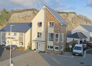 Thumbnail 5 bed detached house for sale in Boston Close, Oreston, Plymouth, Devon