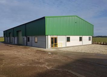 Thumbnail Light industrial to let in North End Farm, Station Road, Ottringham, Hull