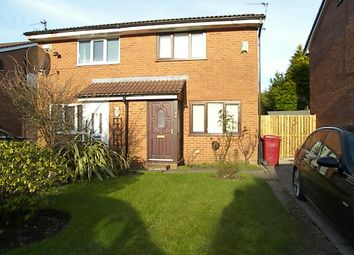 Thumbnail 2 bed semi-detached house for sale in Kilsby Close, Lostock