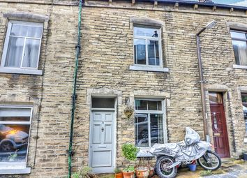 Thumbnail 4 bed terraced house for sale in Eton Terrace, Mytholmroyd, Hebden Bridge