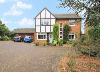 Thumbnail 4 bed detached house for sale in Brearley Close, North Uxbridge