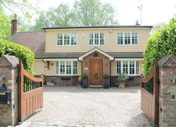 Thumbnail 5 bed detached house for sale in Old Roxwell Road, Writtle, Chelmsford, Essex