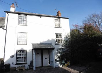 Thumbnail 2 bed terraced house to rent in Crawford Cottages, The Leat, Bude, Cornwall