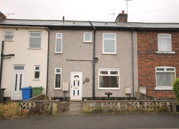 Thumbnail 3 bed terraced house for sale in North Terrace, Storforth Lane, Chesterfield