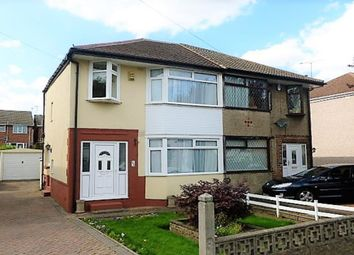 Thumbnail 3 bed semi-detached house to rent in Gleadless Drive, Sheffield
