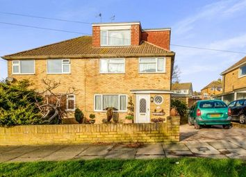 Thumbnail 4 bed semi-detached house for sale in Cowley Drive, Woodingdean, Brighton, East Sussex