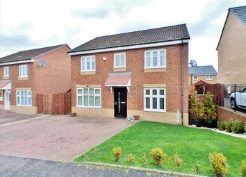 Thumbnail 4 bed detached house for sale in Fairgrove Drive, Lindsayfield, East Kilbride