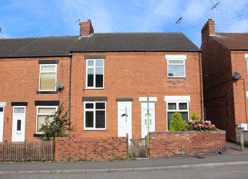 Thumbnail 2 bed terraced house to rent in Charlesworth Street, Bolsover, Chesterfield