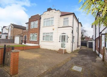 Thumbnail 3 bed semi-detached house for sale in Kinross Close, Harrow, Kigsbury, London