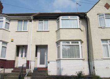 Thumbnail 3 bed terraced house for sale in Bracewell Avenue, Greenford