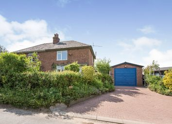 Thumbnail 2 bed semi-detached house for sale in Rose Lane, Botesdale, Diss