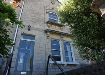 Thumbnail 4 bed terraced house to rent in Alexandra Road, Bath