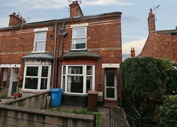 Thumbnail 2 bedroom end terrace house for sale in Albert Avenue, Boulevard, Hull