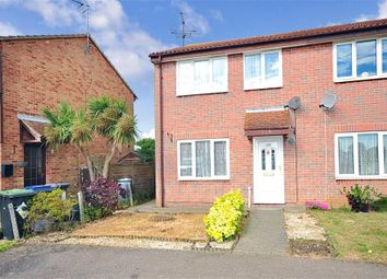 Thumbnail 3 bed semi-detached house for sale in Wrentham Avenue, Herne Bay, Kent