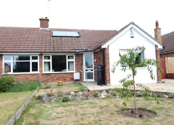 Thumbnail 2 bed semi-detached bungalow for sale in Mead Crescent, Bookham