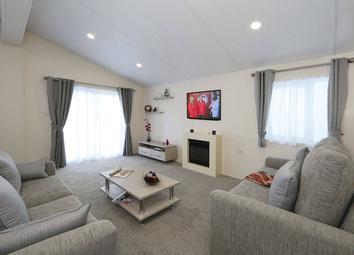 Thumbnail 2 bed lodge for sale in Walton Avenue, Felixstowe