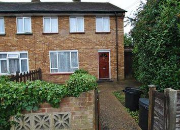 Thumbnail 4 bed semi-detached house for sale in St. Luke Close, Cowley, Uxbridge